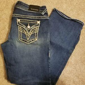 Womens Vigoss Jeans Size 11-12